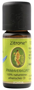 Primavera Zitrone Bio 10ml