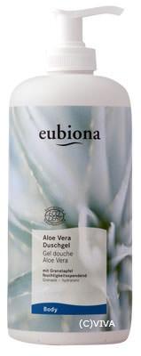 Eubiona Duschgel AloeVera-Granatapfel 500ml