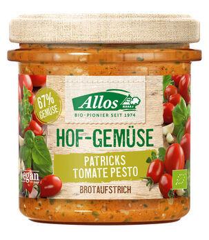 Allos Hofgemüse Patricks Tomate Pesto 135g