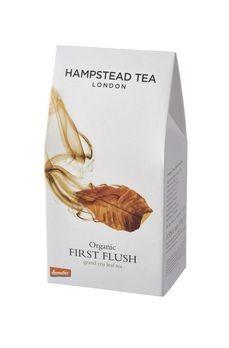 Hampstead Tea First Flush demeter Tüte 100g