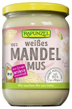 Rapunzel Mandelmus weiß aus Europa 500g
