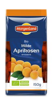 MorgenLand Wilde Aprikosen entsteint 150g