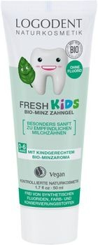 LOGONA FRESH KIDS Bio-Minz-Zahngel Logodent 50ml