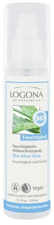 LOGONA Feuchtigkeits-Hitzeschutzspray 150ml
