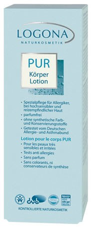 LOGONA PUR Körperlotion 200ml