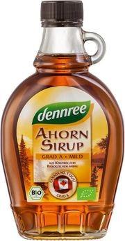Dennree Ahornsirup aus Canada Amber Rich Taste 250ml