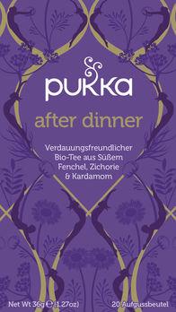 Pukka After Dinner Tee 20 Beutel