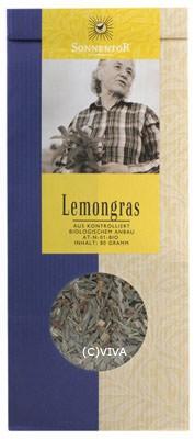 Sonnentor Lemongras Tee 80g