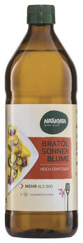 Naturata Bratöl Sonnenblume high oleic desodoriert 0,75l