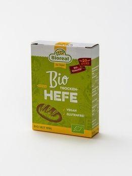 BIOREAL Aktive Bio-Trockenhefe AF glutenfrei 5x9g