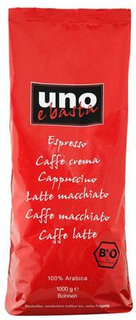 Niehoff Kaffee Uno e basta ganze Bohne 1kg