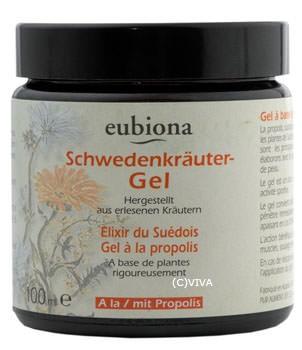 Eubiona Schwedenkräuter-Gel 100ml