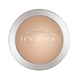 LOGONA Face Powder no. 02 medium beige Kompaktpuder 10g