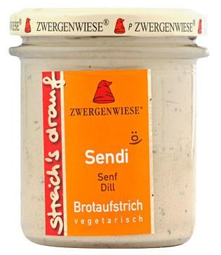 Zwergenwiese streichs drauf Sendi 160g