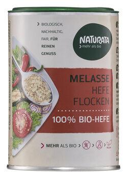 Naturata Melasse Hefeflocken Bio 100g