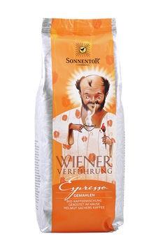 Sonnentor Wiener Verführung Espresso, gemahlen 500g