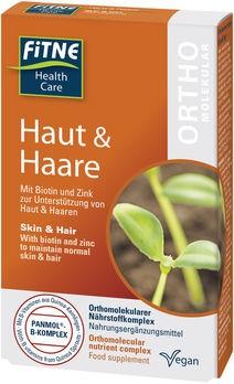 FITNE Nährstoffkomplex Haut und Haare 60 Kapseln