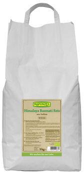 Rapunzel Himalaya Basmati Reis weiß 5kg