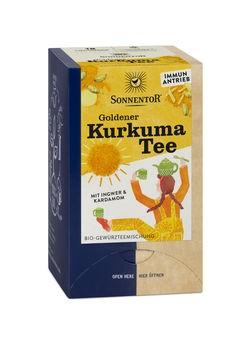 Sonnentor Goldener Kurkuma Tee 36g