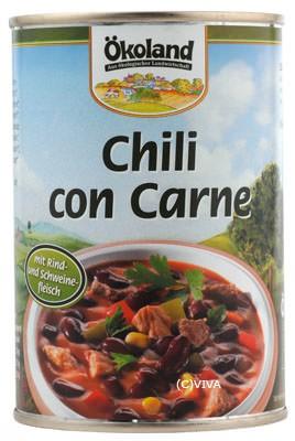 ökoland Chili con Carne 400ml