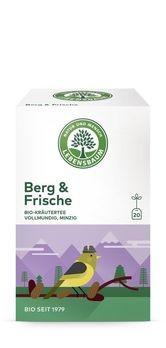 Lebensbaum Berg & Frische Tee 20 Btl