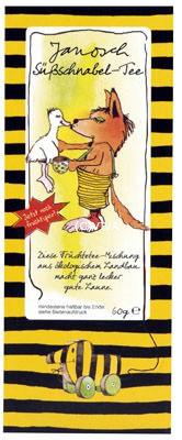Lebensbaum Janosch-Süßschnabel-Tee 60g 20 Beutel