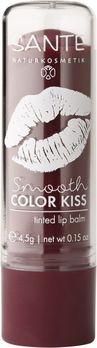 SANTE Smooth Color Kiss - soft plum 4,5g