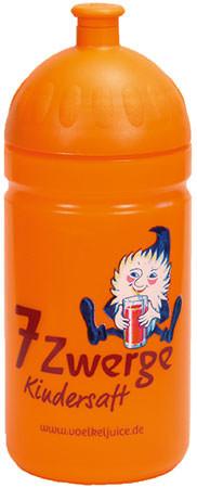 Voelkel 7 Zwerge ISYbe Trinkflasche 0,5 Liter