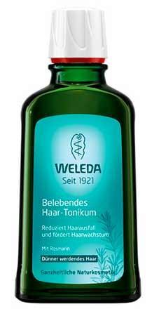 Weleda Belebendes Haar-Tonikum 100ml