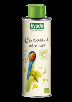 Byodo Beikostöl extra mild 250ml