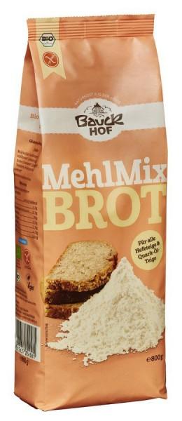 Bauckhof Mehl-Mix Brot glutenfrei 800g