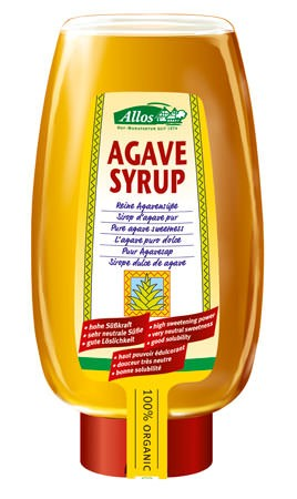 Allos Agavendicksaft Spenderflasche 500ml/A