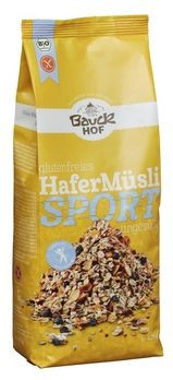Bauckhof Hafermüsli Sport, proteinreich 425g