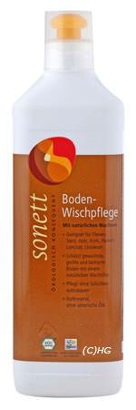 Sonett Boden-Wischpflege, Dosierflasche 0,5l