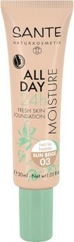 SANTE All Day Moisture 24h Fresh Skin Foundation 03 30ml