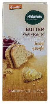 Naturata Butter-Zwieback demeter 150g