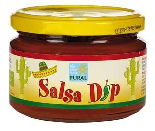 Pural Salsa Dip 260g