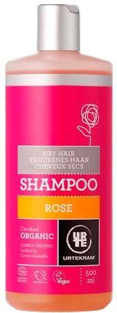 Urtekram Shampoo Rose (für trockenes Haar) 500ml