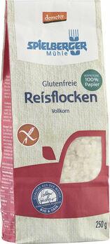 Spielberger Glutenfreie Reisflocken demeter 250g