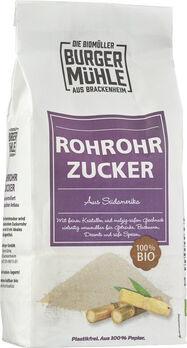 Burgermühle Roh-Rohrzucker hell 1kg