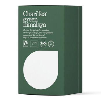 ChariTea green himalaya Doppelkammerbeutel 20 x 2g