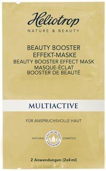 Heliotrop MULTIACTIVE Beauty Booster Effekt-Maske 2x4ml