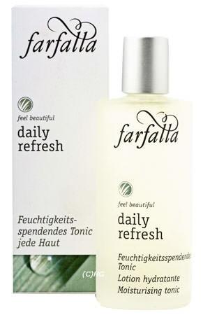 Farfalla Daily Refresh Feuchtigkeitsspendendes Tonic 80ml