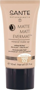 SANTE Matte Matt Evermat Mineral Make up 02 30ml