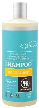 Urtekram Shampoo No Perfume (für normales Haar) 500ml