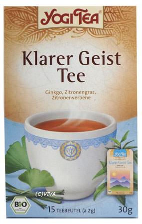 Golden Temple Klarer Geist-Tee 17Btl