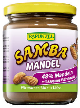 Rapunzel Samba Mandel 250g