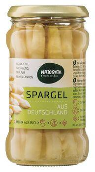 Naturata Spargel weiß, im Glas 280g/A