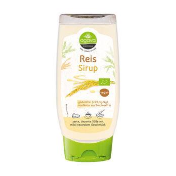 agava Klarer Reissirup Spenderflasche 700g