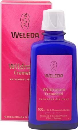 Weleda Wildrosen Cremebad 100ml